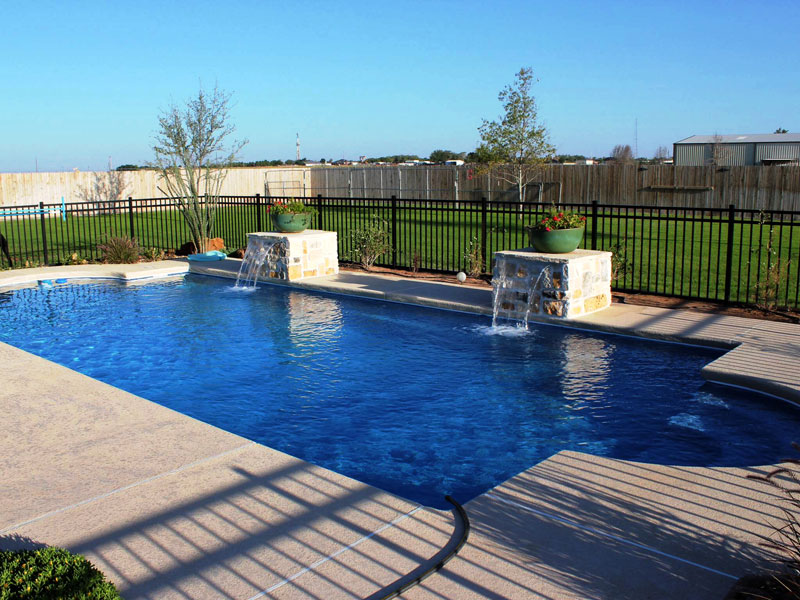 Affordable Pools, LLC of Louisiana | Classic Shaped Swimming Pools ...