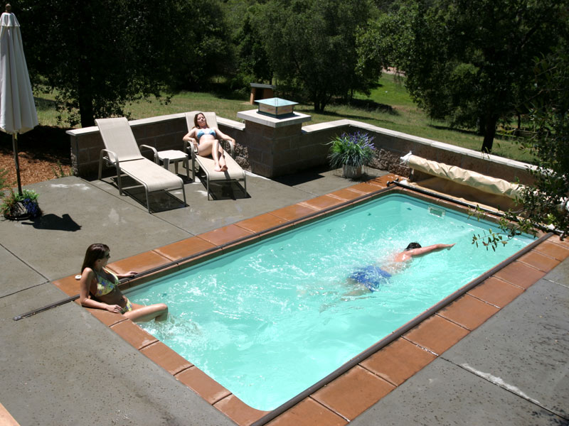 Affordable Pools, LLC | Viking Pools Lap and Exercise Pool ...