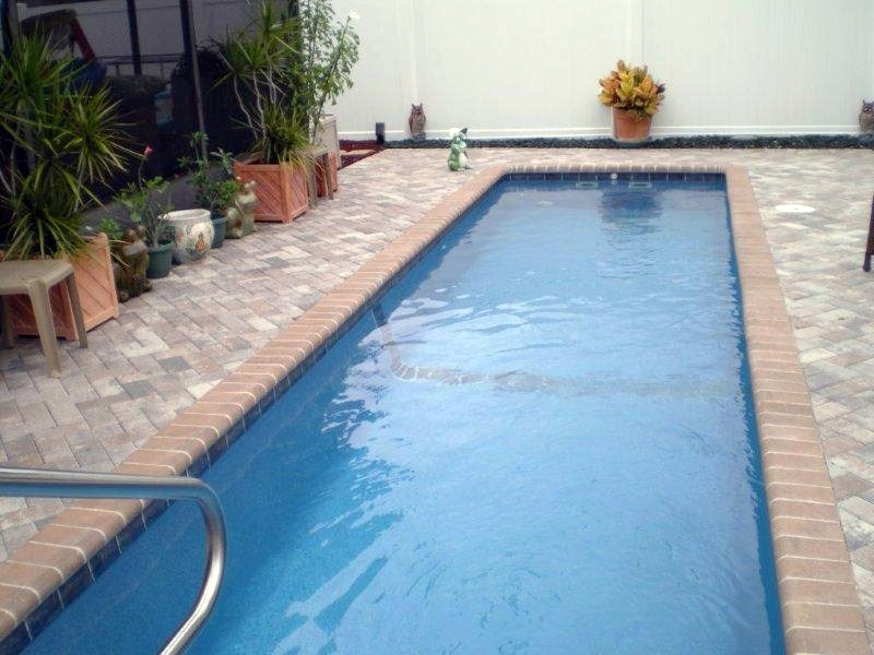 Affordable Pools Llc Viking Pools Lap And Exercise Pool