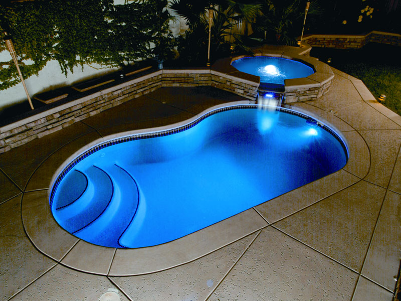 Affordable Pools, LLC | Swimming Pool Lighting Options from swimming ...